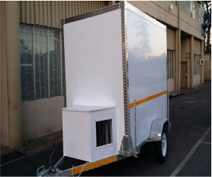 Manufacturers of Mobile Freezers South Africa