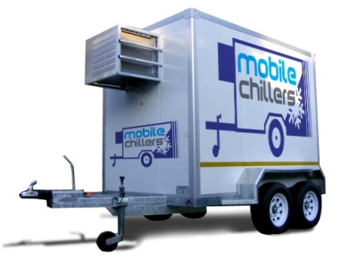 Manufacturers of Mobile Chillers South Africa
