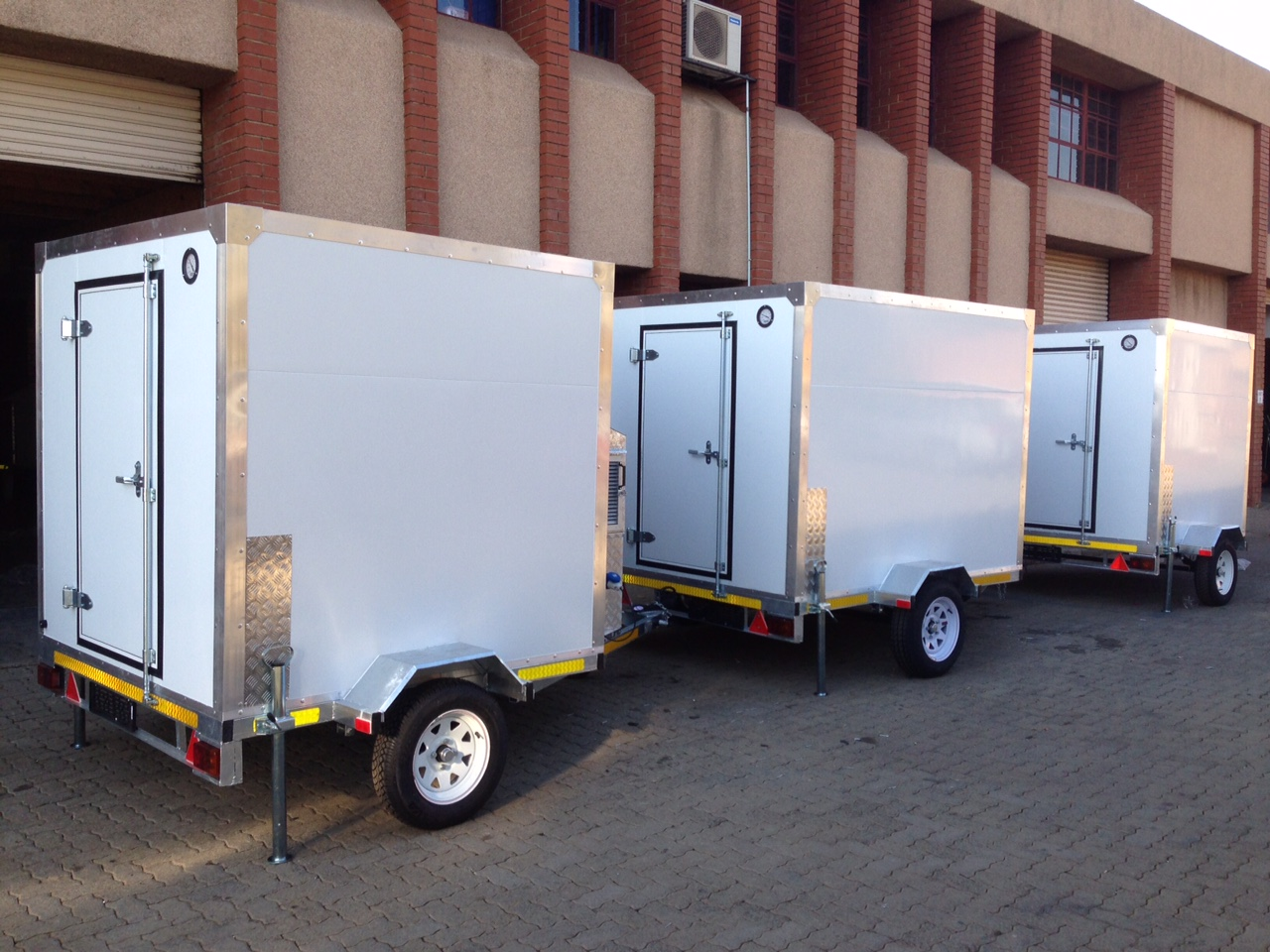 Mobile Cold Rooms Manufacturers