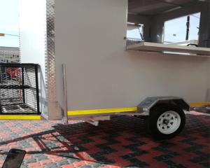 Mobile Kitchen