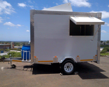 Mobile Kitchen