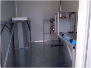 mobile chillers for sale interior