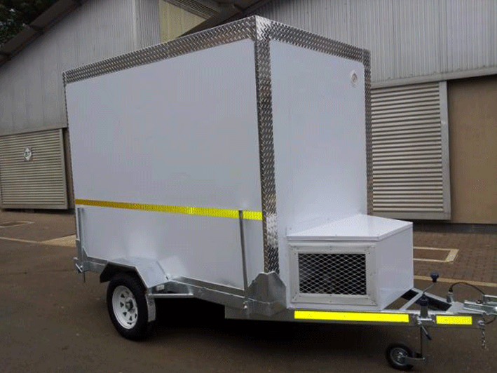 Mobile Chiller Manufacturers
